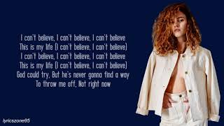 Cyn - I Can't Believe // Lyrics (From To All The Boys: P.S. I Still Love You)