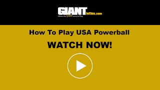 PowerBall : How to Play Online with Giantlottos.com
