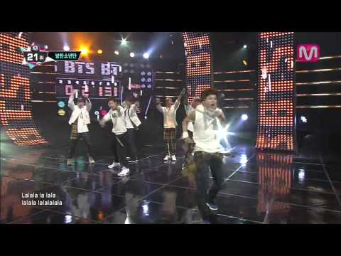 방탄소년단_진격의 방탄 (Attack On Bangtan by BTS@Mcountdown 2013.11.14)