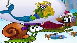 Улитка Боб 8 История на острове Мультфильм новое прохождение #1 онлайн игры