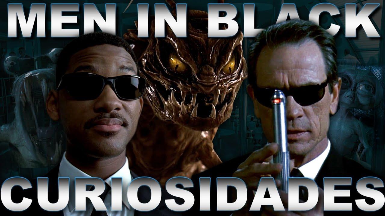 """Curiosidades """"Men In Black"""" (1997)"""
