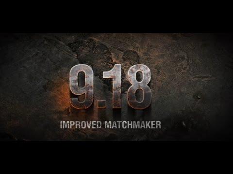 matchmaking 9.18