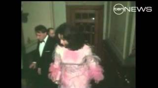 Elizabeth Taylor laid to rest