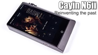 full review of Cayin N6ii player
