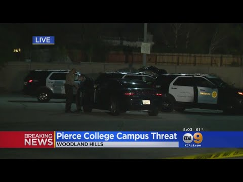 Pierce College Evacuated Due To 'Credible Threat' On Campus