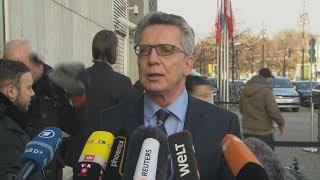 Thomas de Maizère gehört neuem Kabinett nicht mehr an
