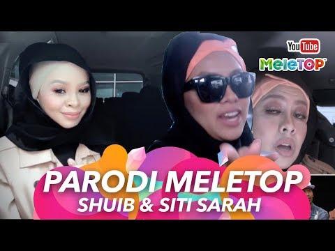 Jihan Bergabung Dengan Neelofa Dan Siti Sarah Dalam ...   Parodi MeleTOP   Jihan, Bell Ngasri, Eyya