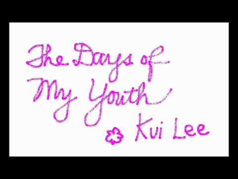 The Days of My Youth covered by Heidi J. Kan
