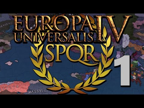 EU4 Mods: Imperium Universalis - Rome | Part 1: The Ancient World