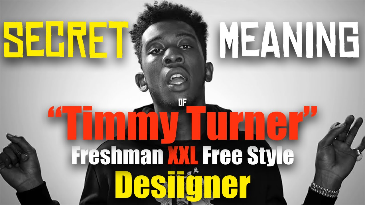 Desiigner Timmy Turner Secret Song Meaning And Lyrics Review Xxl