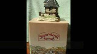 David Winter Cottages Benefit Sale - 33 available from $10