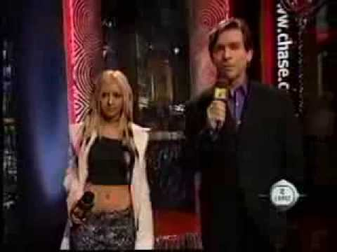 Christina Aguilera & Mandy Moore MTV Y2K New Years Eve Interview