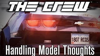 The Crew (Beta) - Handling Model Impressions