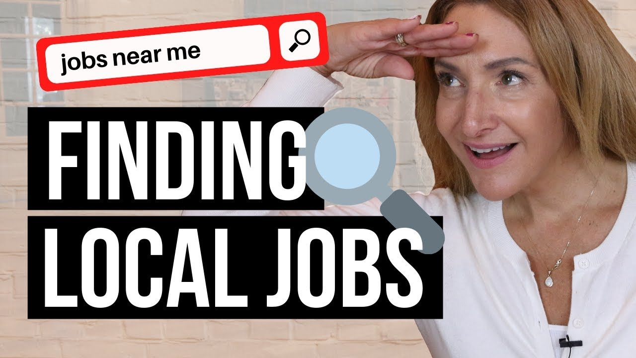 Best Way To Find Local Jobs - YouTube