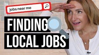 Best Way To Find Local Jobs