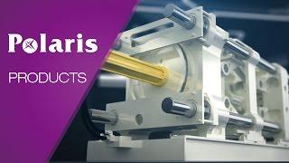 全立發 CHUAN LIH FA - 外曲肘式射出成型機 CLF TW II - 產品動畫 | 普拉瑞斯創意