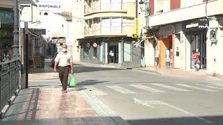 Totana (Murcia), tras conocerse que vuelve a la fase 1 de la desescalada