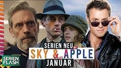 Serien: Neu bei Sky und Apple TV Plus im Januar | SerienFlash