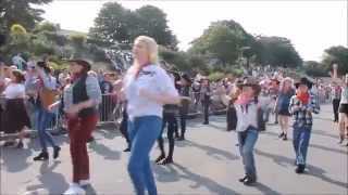 Cleethorpes Carnival 2014 part 1 of 3