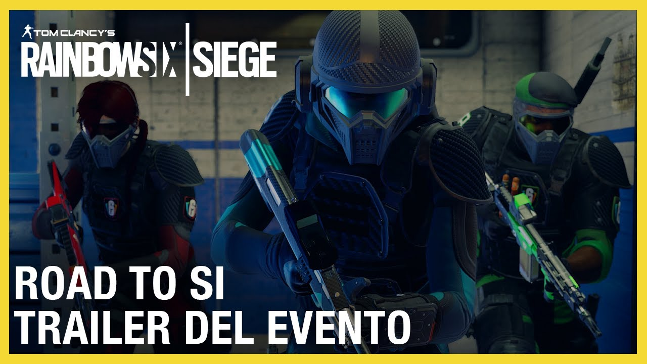 Rainbow Six Siege - Camino al SI Tráiler del Evento | Ubisoft LATAM
