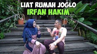 LIAT RUMAH JOGLO IRFAN HAKIM, TOTAL MILYARAN! - RICIS KEPO