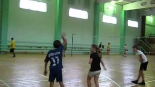 Урок по волейболу 8 класс
