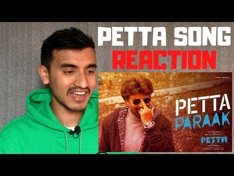 Petta Song Petta Paraak Reaction   Nepalese Reaction   Superstar Rajinikanth   Anirudh Ravichander