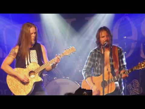 The New Roses - Drift Away (Dobie Gray Cover) LIVE @ Colos-Saal Aschaffenburg 29.09.17