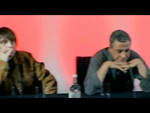 The Stone Roses reunion press conference part 5
