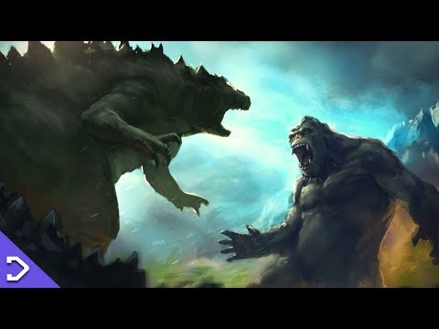 Kong's SECRET Weapon That Could DEFEAT Godzilla  MonsterVerse Fight Theory