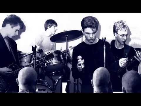 Rockgroup Distortion ca 1983 1984 Mavo 't Veer