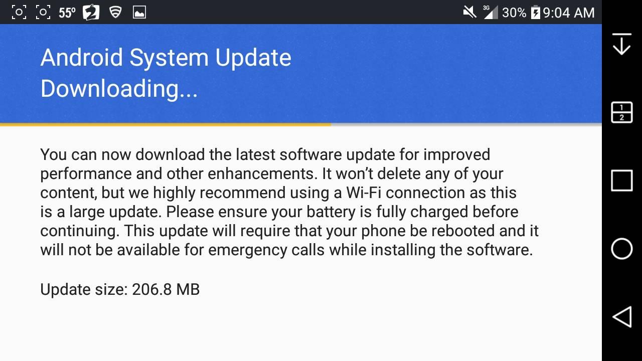 ZV8 Update for the Sprint/Boost Mobile/Virgin Mobile LG G Stylo