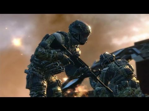 Call of Duty: Black Ops II Launch Trailer