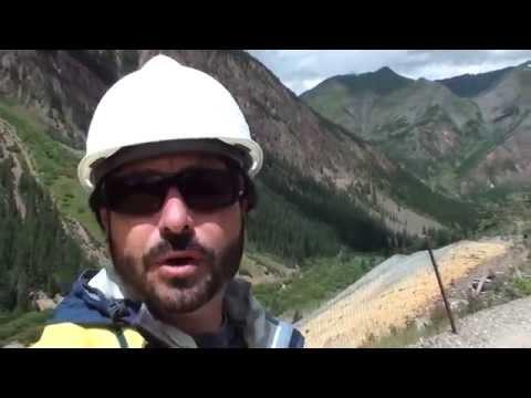 One Hundred Gold Mine - Silverton Colorado