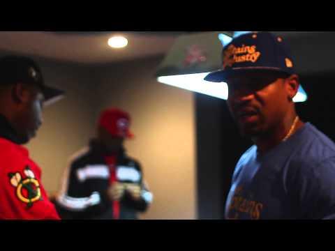 Armani & Stevie J Pt.3 Worlds Biggest Kush Blunt (Lil Wayne 420 Challenge)