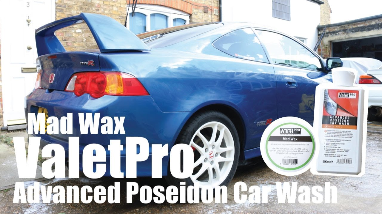 Download Is Mad Wax Crazy? Car Shampoo and Waxing - PerformanceCars