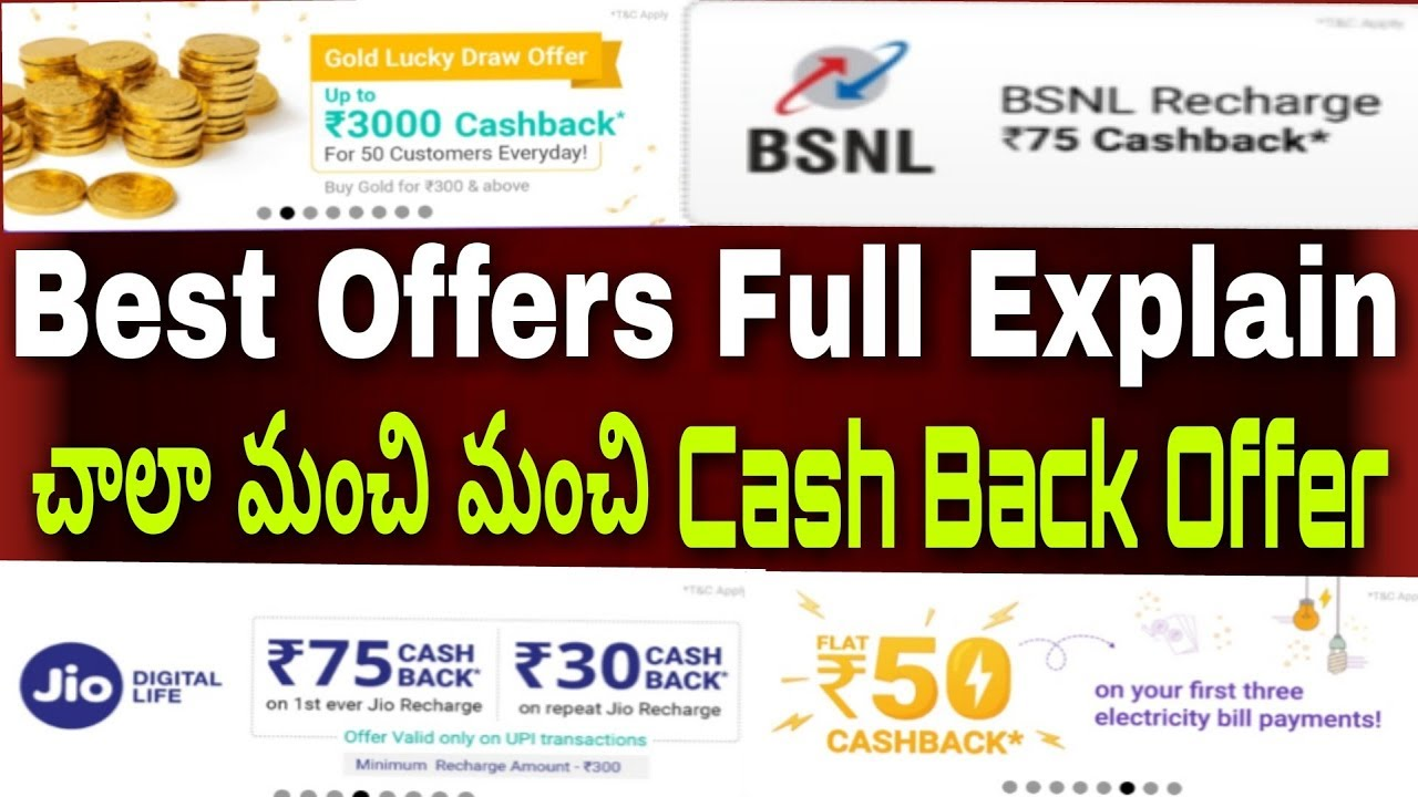 Best cash back deals on mobile phones