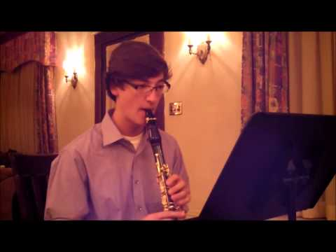 Rice University School of Music Preliminary Round Audition Video