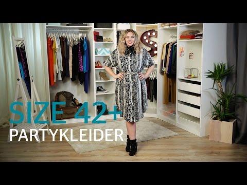 Styling Tipps für Größe 42+ » Mode-Tutorial für die besten Partykleider | STYLIGHT How To Wear