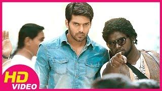 Raja Rani | Tamil Movie | Scenes | Clips | Comedy | Songs | Arya beats up local boys
