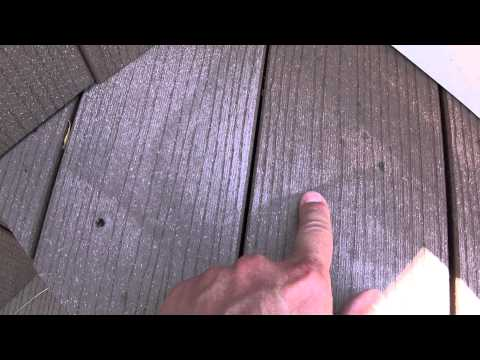 Archadeck & TimberTech Deck & Porch product MOLD WARNING (Decking Problems)