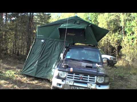 Автопалатка Yuago - Дром