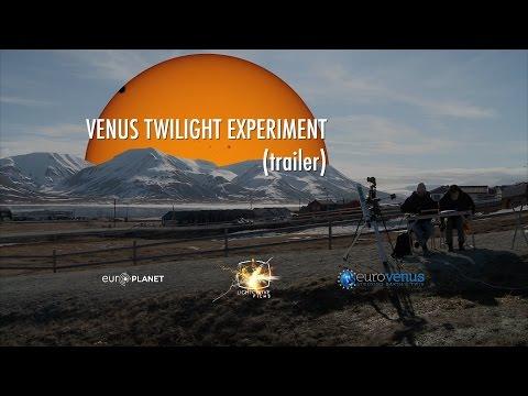 the Venus Twilight Experiment (trailer)