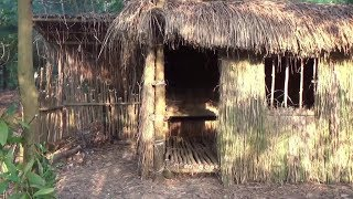 Primitive Technology:used-Build Grass hut(Made From Shed)-Primitive Life thumbnail