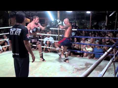 BBQ Beatdown 55: Pawel Pajak (Poland) vs Phil Evans (Wales) @ Tiger Muay Thai