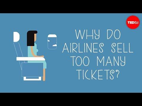 Resultado de imagen de ¿Por qué las aerolíneas venden más asientos de los que tienen?