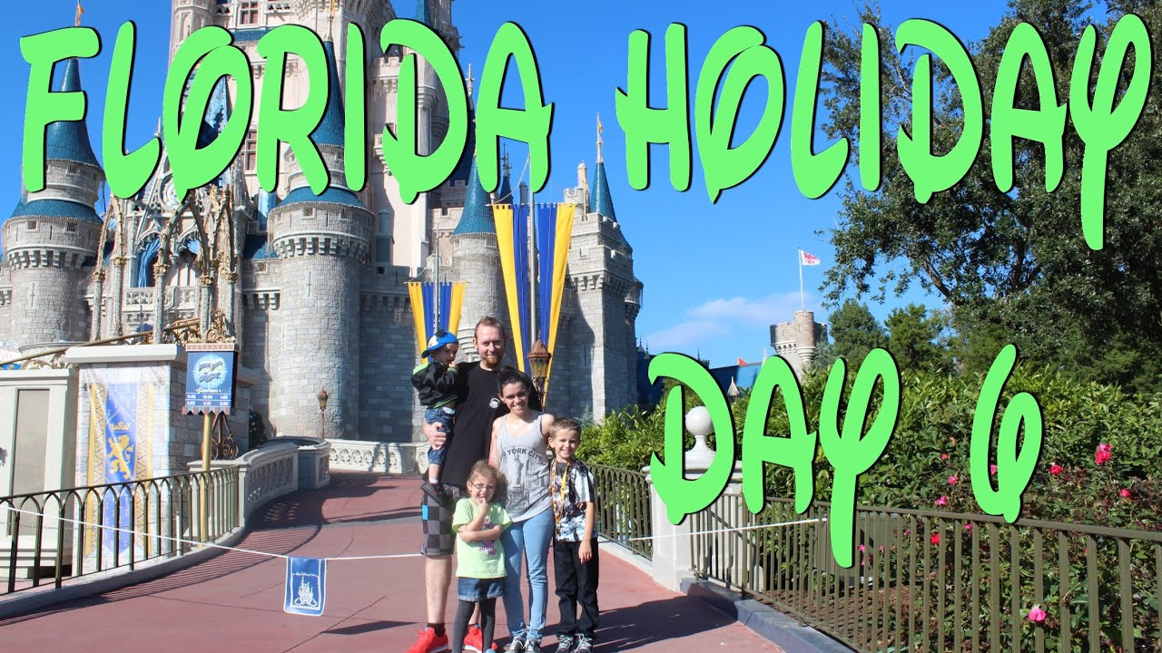 Florida Holiday Day 6 Seaworld Doovi