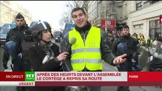 Ludovic, Gilet jaune : «La seule réponse du gouvernement a été de payer sa police»