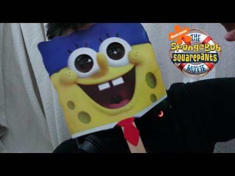 THE BEST ALBUM OF ALL TIME! The Spgebob Squarepants Movie ALBUM REVIEW