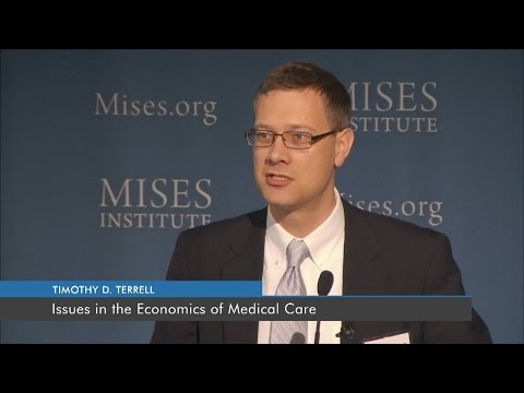 Issues in the Economics of Medical Care | Timothy D. Terrell